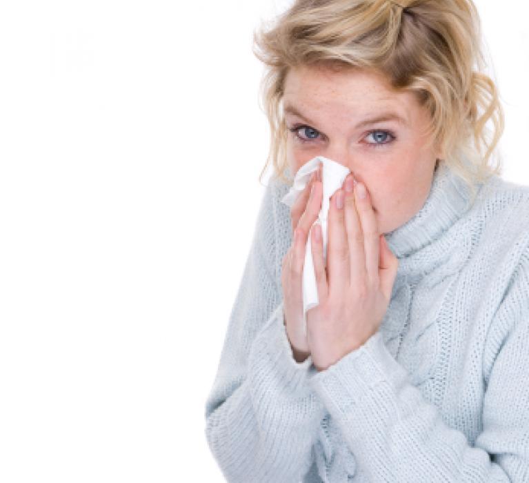 שפעת, חום... מה עושים כשחולים?