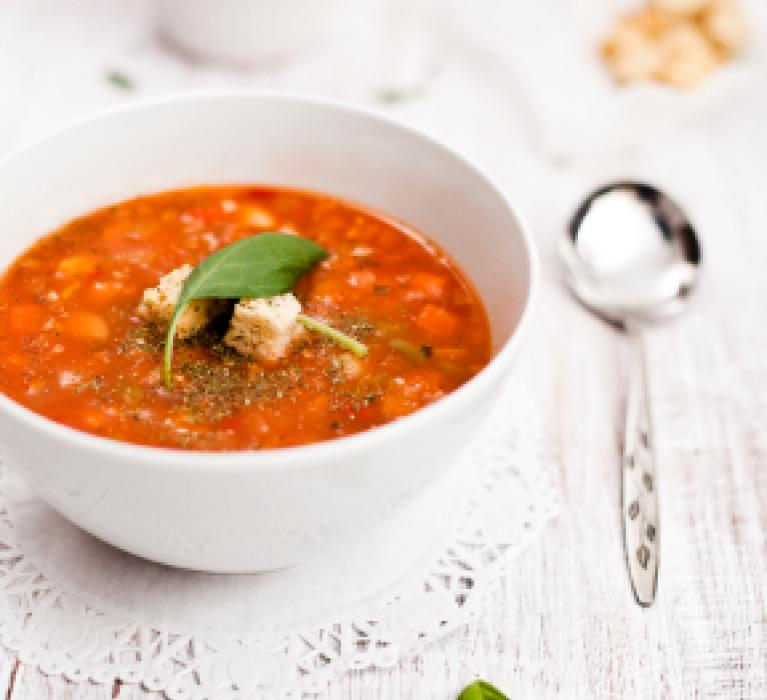 מרק ירקות חורפי מהיר