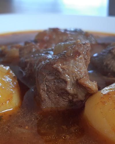 מרק בשר תימני